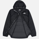 Мужская куртка ветровка The North Face Quest Insulated Black фото- 2