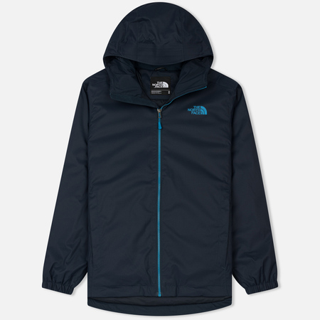 Мужская куртка ветровка The North Face Quest Insulated Urban Navy