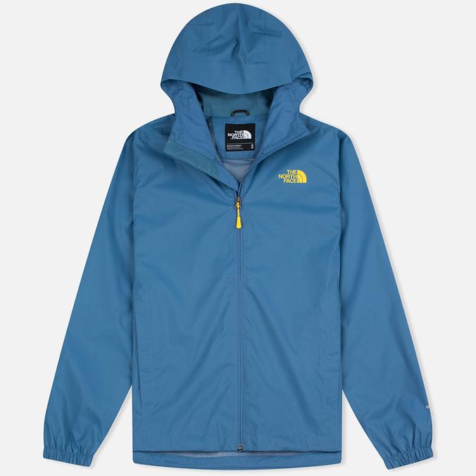 Мужская куртка ветровка The North Face Quest Moonlight Blue