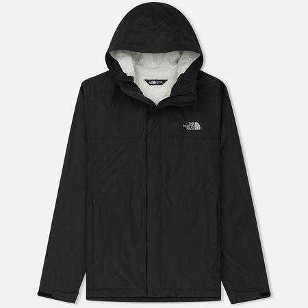 Мужская куртка ветровка The North Face Venture 2 TNF Black/TNF Black