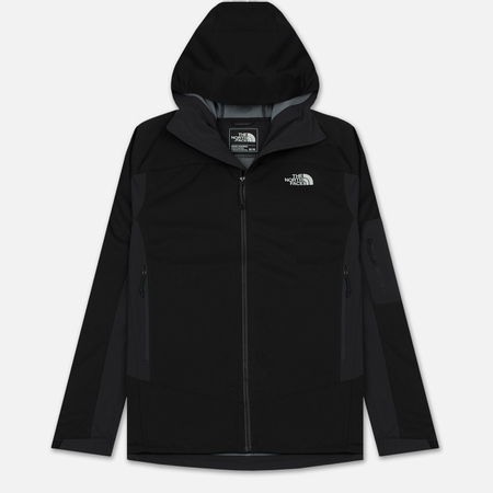 Мужская куртка ветровка The North Face Water Ice TNF Black