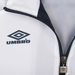 Мужская олимпийка Umbro Pro Training Aberdeen Dry Poly Navy/White фото- 2
