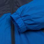 Мужская куртка ветровка Umbro Pro Training Potenza Navy/Royal фото- 5