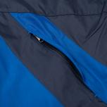 Мужская куртка ветровка Umbro Pro Training Potenza Navy/Royal фото- 6