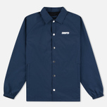 Undefeated OPS Vented Coaches Men's Windbreaker Blue photo- 0