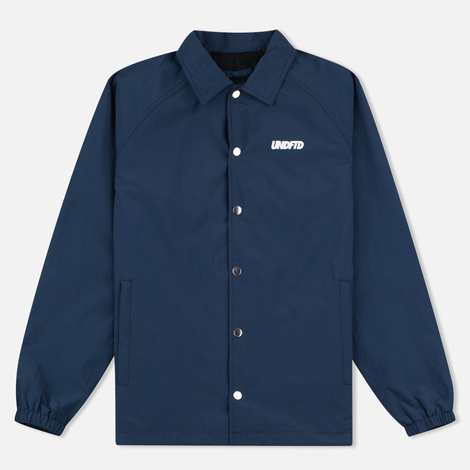 Undefeated OPS Vented Coaches Men's Windbreaker Blue