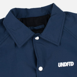 Undefeated OPS Vented Coaches Men's Windbreaker Blue photo- 2