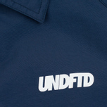 Undefeated OPS Vented Coaches Men's Windbreaker Blue photo- 3