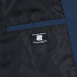 Мужская куртка ветровка Undefeated OPS Vented Coaches Blue фото- 6
