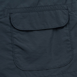 Universal Works Labour Idra Nylon Men's Windbreaker Navy photo- 2