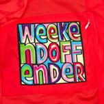 Мужская куртка ветровка Weekend Offender Chebe Chilli фото- 6
