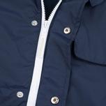 Мужская куртка ветровка Weekend Offender Chebe Navy фото- 4