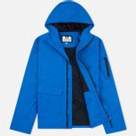 Мужская куртка ветровка Weekend Offender Mistro Bondi Blue фото- 1