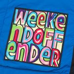 Weekend Offender Mistro Men's Windbreaker Bondi Blue photo- 9