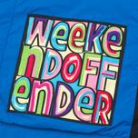 Мужская куртка ветровка Weekend Offender Mistro Bondi Blue фото- 9