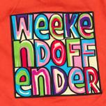 Weekend Offender Sedgwick Men's Windbreaker Burnt Orange photo- 7