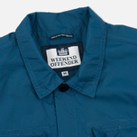 Мужская куртка ветровка Weekend Offender Sedgwick Kingfisher фото- 2