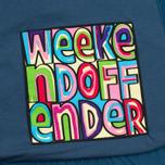 Мужская куртка ветровка Weekend Offender Sedgwick Kingfisher фото- 7