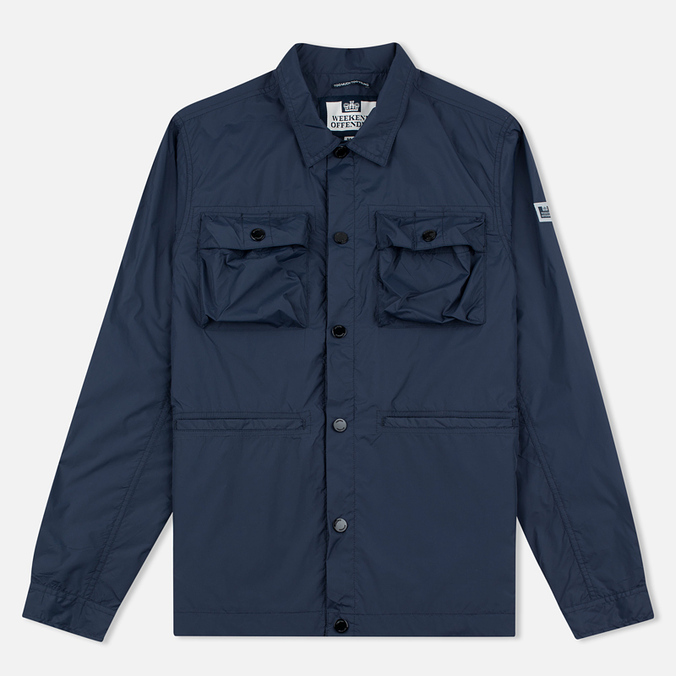 Weekend Offender Sedgwick Men's Windbreaker Navy