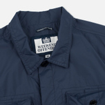 Weekend Offender Sedgwick Men's Windbreaker Navy photo- 2