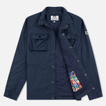 Weekend Offender Sedgwick Men's Windbreaker Navy photo- 1