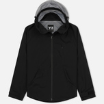 Мужская куртка ветровка Y-3 Minimalist Bomber Black фото- 0