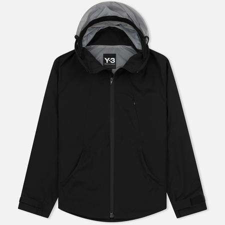 Мужская куртка ветровка Y-3 Minimalist Bomber Black