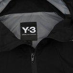 Мужская куртка ветровка Y-3 Minimalist Bomber Black фото- 2