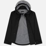 Мужская куртка ветровка Y-3 Minimalist Bomber Black фото- 1