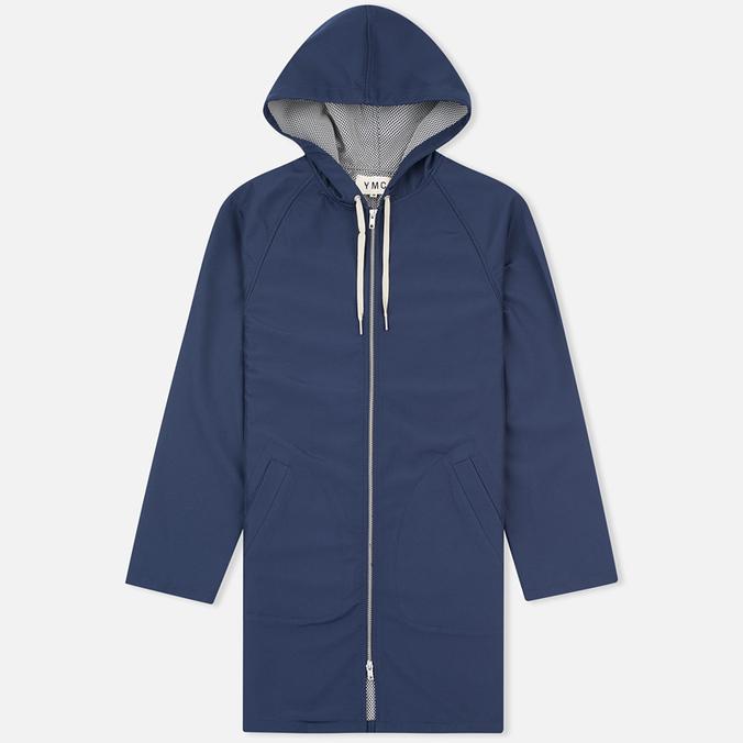 Мужская куртка ветровка YMC Coach Navy