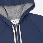 Мужская куртка ветровка YMC Coach Navy фото- 2