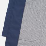 Мужская куртка ветровка YMC Coach Navy фото- 6