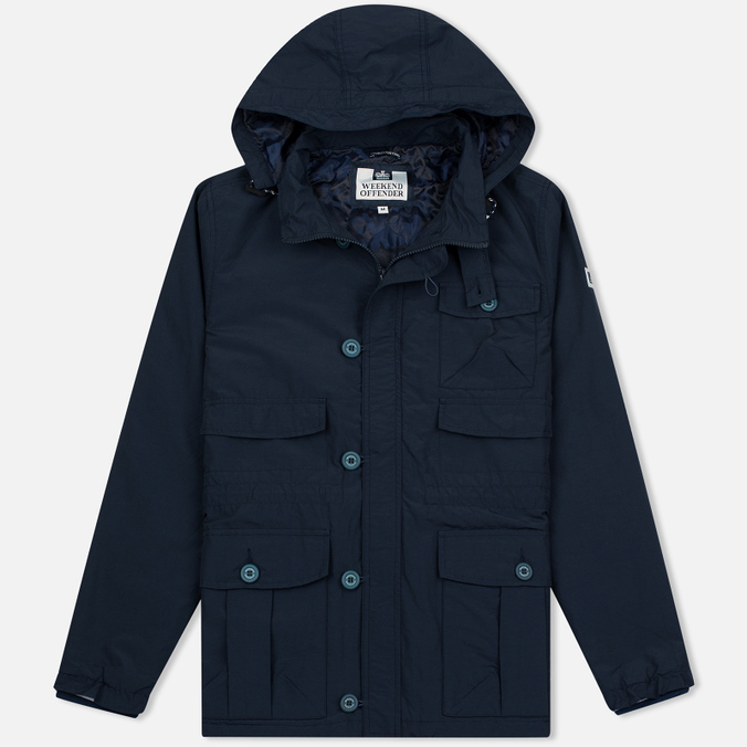 Мужская куртка Weekend Offender Blyth Navy