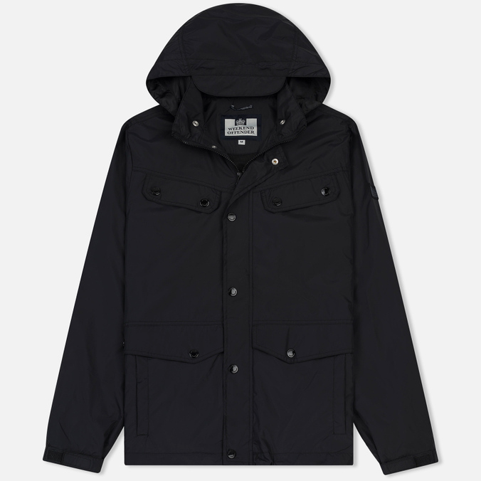 Мужская куртка Weekend Offender Kamikaze Black