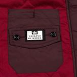 Мужская куртка Weekend Offender Leven Syrah фото- 5