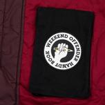 Мужская куртка Weekend Offender Leven Syrah фото- 6