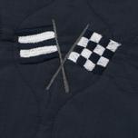 Мужская куртка White Mountaineering Quited Souvenir Navy фото- 3