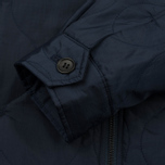 Мужская куртка White Mountaineering Quited Souvenir Navy фото- 5