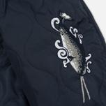 Мужская куртка White Mountaineering Quited Souvenir Navy фото- 6