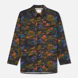 Мужская куртка White Mountaineering Spectrum Camouflage Printed Khaki фото- 0