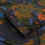 Мужская куртка White Mountaineering Spectrum Camouflage Printed Khaki фото- 4