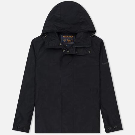 Мужская куртка Woolrich Camou Rudder Melton Blue