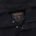 Мужская куртка Woolrich Camou Rudder Melton Blue фото- 2