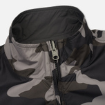 Мужская куртка Woolrich Reversible Camouflage Black Camouflage фото- 3