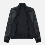 Мужская куртка Woolrich Reversible Camouflage Navy Camouflage фото- 1