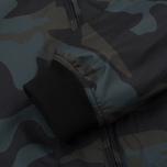 Мужская куртка Woolrich Reversible Camouflage Navy Camouflage фото- 5