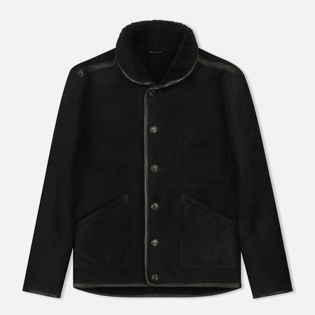Мужская куртка YMC Brainticket Black