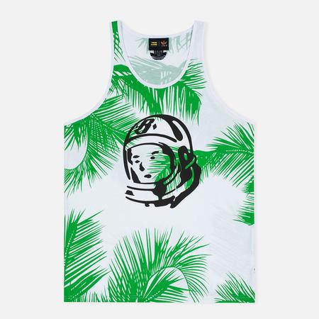 adidas Consortium x Pharrell Williams BBC Palm Tree Track Men's T-shirt White/Green