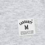 Carhartt WIP Holbrook Men's T-shirt Ash photo- 2