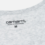 Carhartt WIP Holbrook Men's T-shirt Ash photo- 3